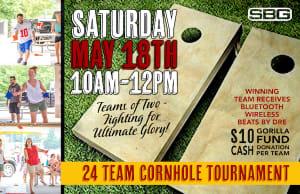 SBG Buford Cornhole Tournament