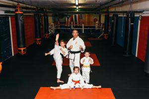 Hidden Benefits of martial arts