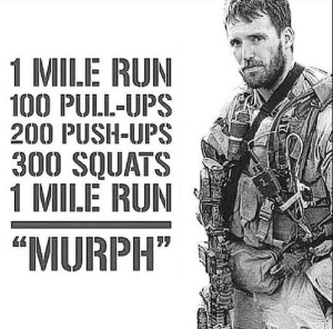 "Yeti News - Memorial Day ""Murph"" and other events!"