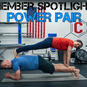 Catalyst Member Spotlight: Power Pair Edition!
