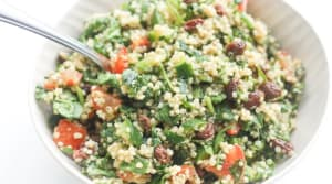 Recipe of the Week: Quinoa Spinach Power Salad