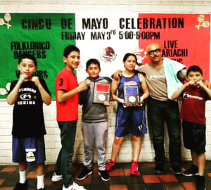 Cinco de Mayo Tournament