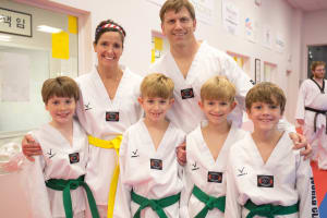 Top 15 Reasons to Try Tae Kwon Do: Part 2 of 3