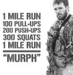 Memorial Day Murph Celebration