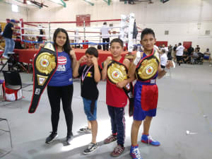 TKO Boxing Tournament 2019