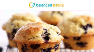 KICKSTART Recipe: Blueberry Muffins | Nutrition Coaching Costa Mesa