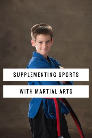 Supplementing Sports with Taekwondo