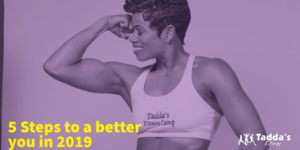 5 Steps to a better you in 2019
