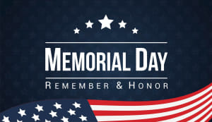 Certain Victory Closed for Memorial Day 5/27/19