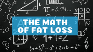 The Math of Fat Loss