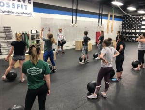Workouts for June 3-7th, there's something for everyone!