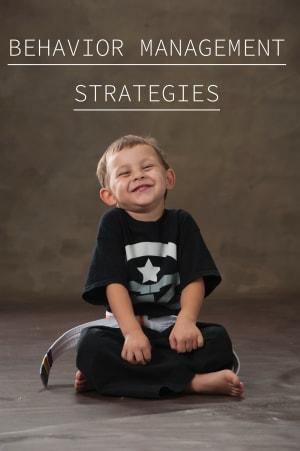 Behavior Managment Strategies