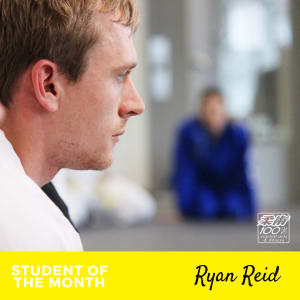 Meet Ryan Reid - Enthusiastic, Passionate & Full of Potential