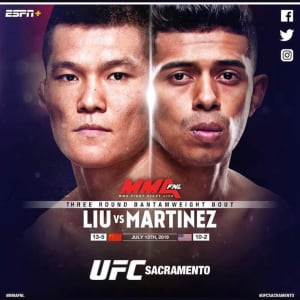 FIGHT NEWS FOR JONATHAN MARTINEZ!