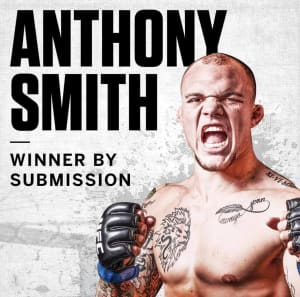 ANTHONY SMITH WINNNNNNNS!!!