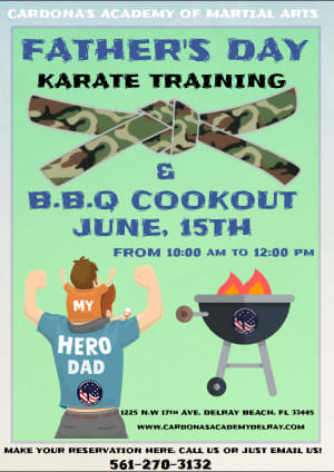 Father's Day BBQ 2019