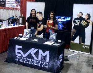 EVKM Brings Krav Maga at Phoenix Fan Fusion