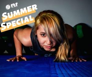 Summer Membership Special