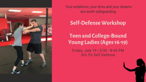 Event | Teen and College-Bound Young Ladies - Friday, July 19, 2019