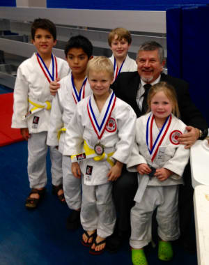 Oak Ridge Parents, Do you know how your child can benefitfrom Judo?