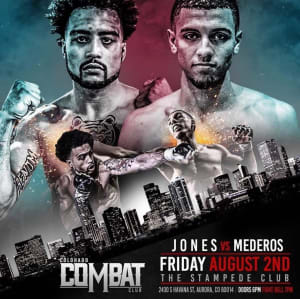 MARQUEL MEDEROS FIGHT ANNOUNCEMENT!