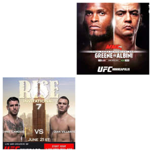 CHRIS CAMOZZI AND MAURICE GREEN UP NEXT!