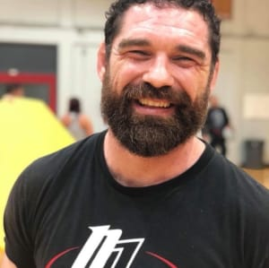 Kevin Gallagher at Leg Lock University