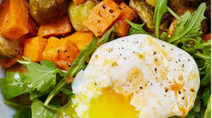 Recipe Of The Week: Egg and Veggie Bowl