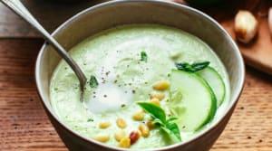 Recipe Of The Week: Creamy Cucumber Gazpacho
