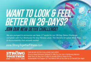 28 Day Detox Challenge!