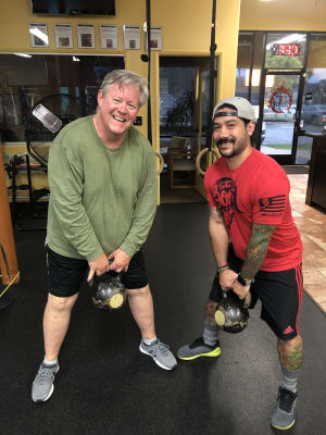 Client Spotlight: Ed | Personal Training Huntington Beach