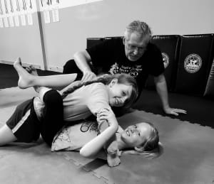 Importance of Teaching Girls Self-Defense
