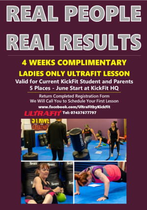 Complimentary Fitness Class Offer