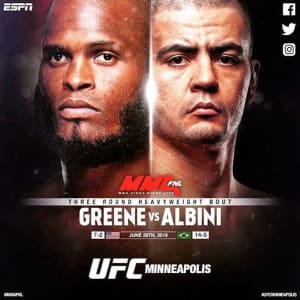 FIGHT WEEK FOR MAURICE GREEN!