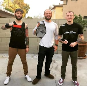 10th Planet Bethlehem Brings Home 3 New Belts from California