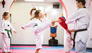 Navigating the Role of Being a Taekwondo Parent