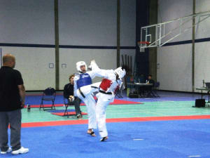 How Taekwondo Impacted My Life