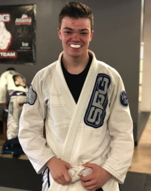 Trevor White is July's Martial Arts Member of the Month