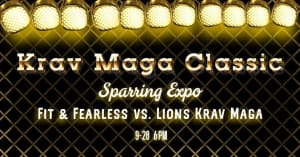2019 Krav Maga Classic: A Sparring Expo
