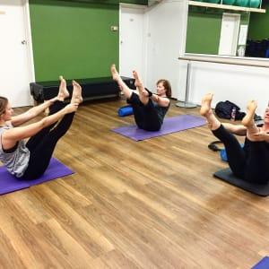 5 Reasons You Need To Take A Pilates Mat Class