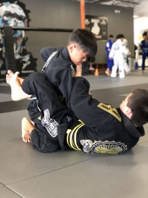 Jonah Lee is our Kids Martial Arts Member of the Month for July