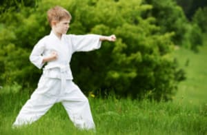 Tae Kwon Do for Self-Defense