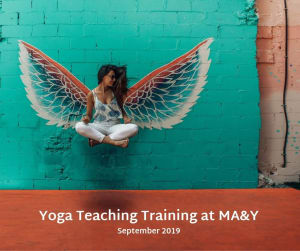 YOGA TEACHER TRAINING @ MA&Y
