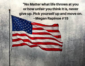 No matter what life throws at you...