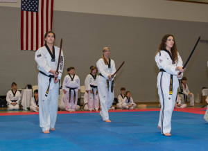 Inspirational Women in Tae Kwon Do
