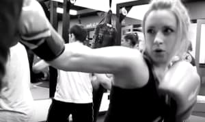 30 Minutes Of Kickboxing Is Enough