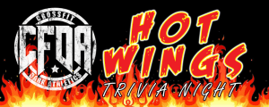 Hot Wings Trivia Night