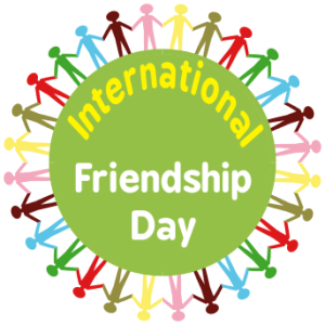Celebrate International Friendship Day Tuesday 7/30/19 with a FREE Workout with a Friend!