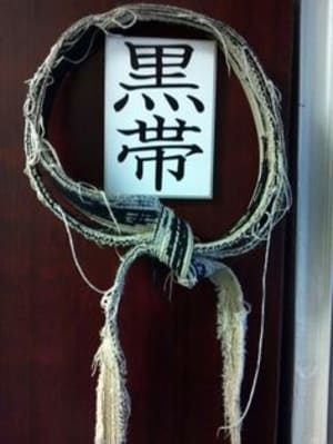 """Character Development in the Martial Arts. My """"Brown Belt Story"""""""