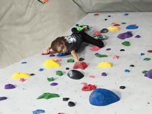Why your kid should be rock climbing